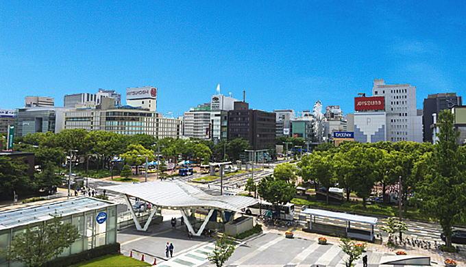 名古屋の夏